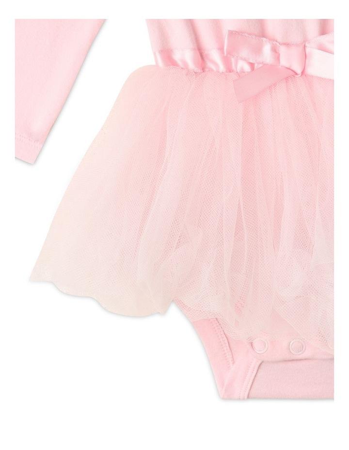 Eden Tutu Bodysuit Light Pink image 3