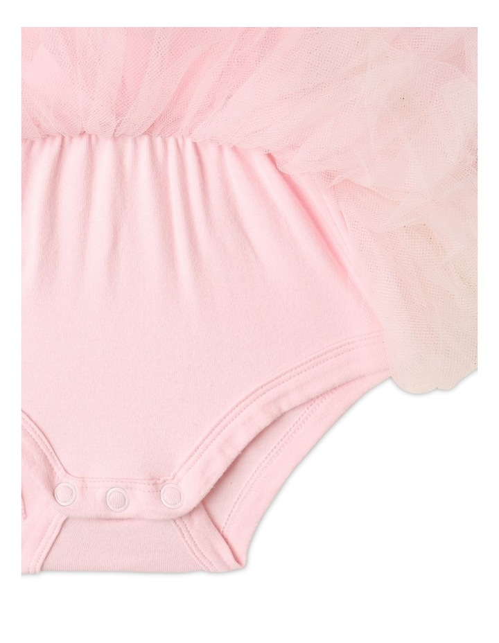 Eden Tutu Bodysuit Light Pink image 4