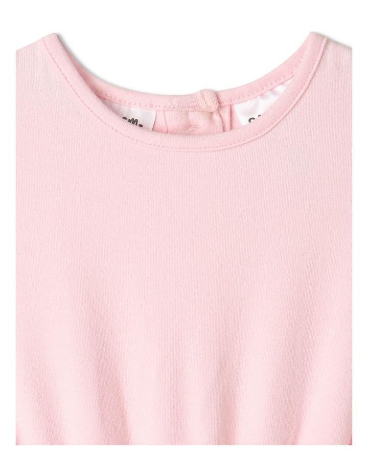 Eden Tutu Bodysuit Light Pink image 5