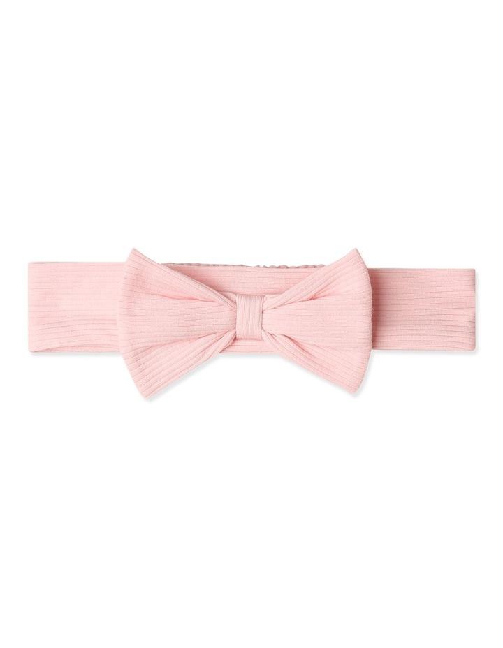 Mia Ribbed Tutu Bodysuit Light Pink image 6