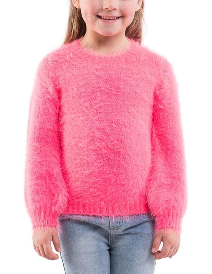 Holly Fluffy Knit image 1