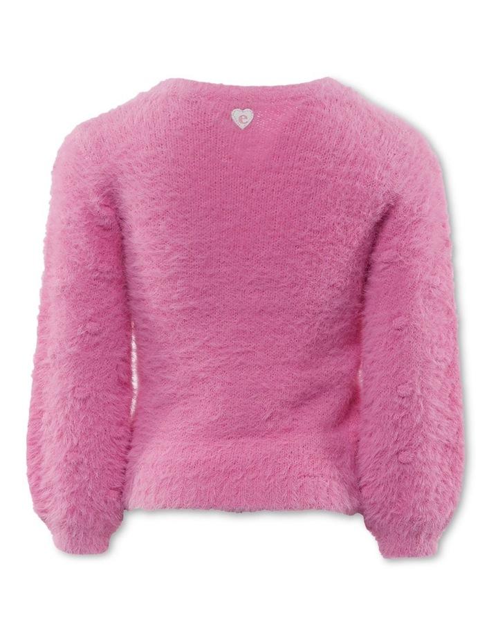 Bobble Fluffy Knit image 2