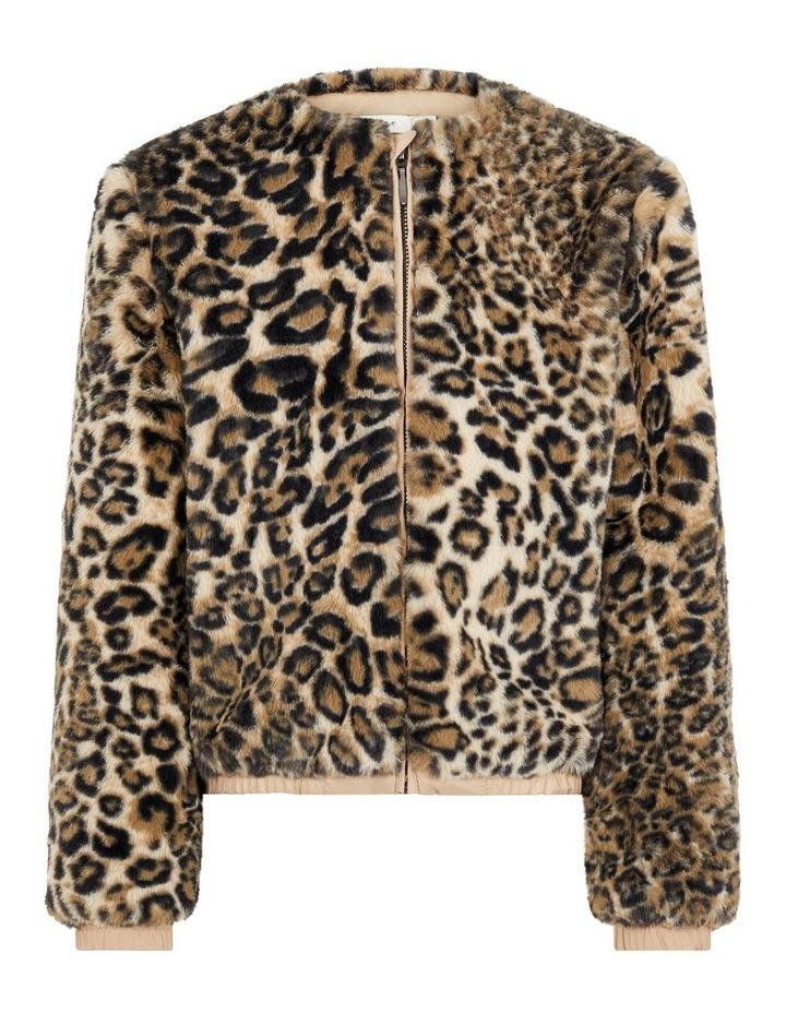 Seva Faux Fur Jacket image 1
