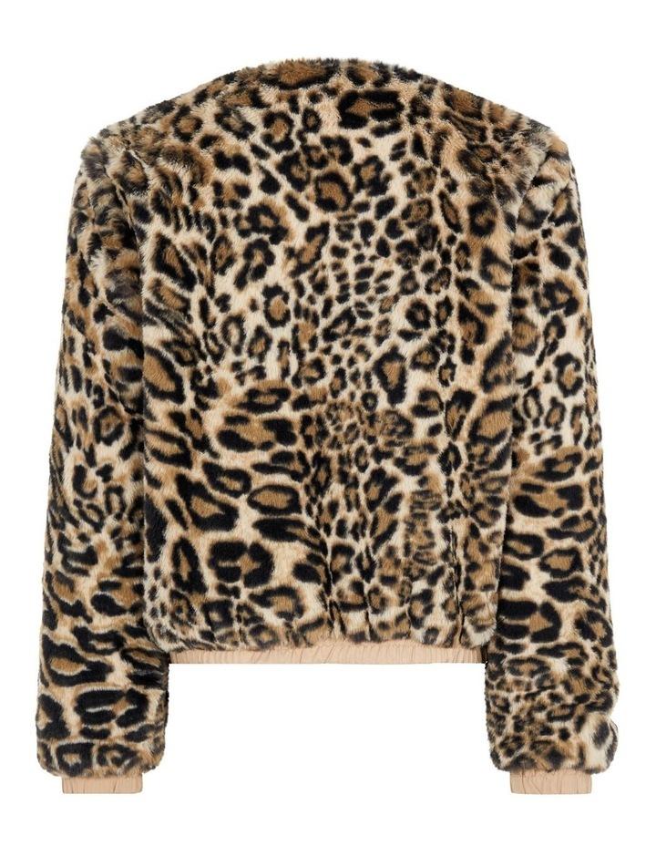 Seva Faux Fur Jacket image 2