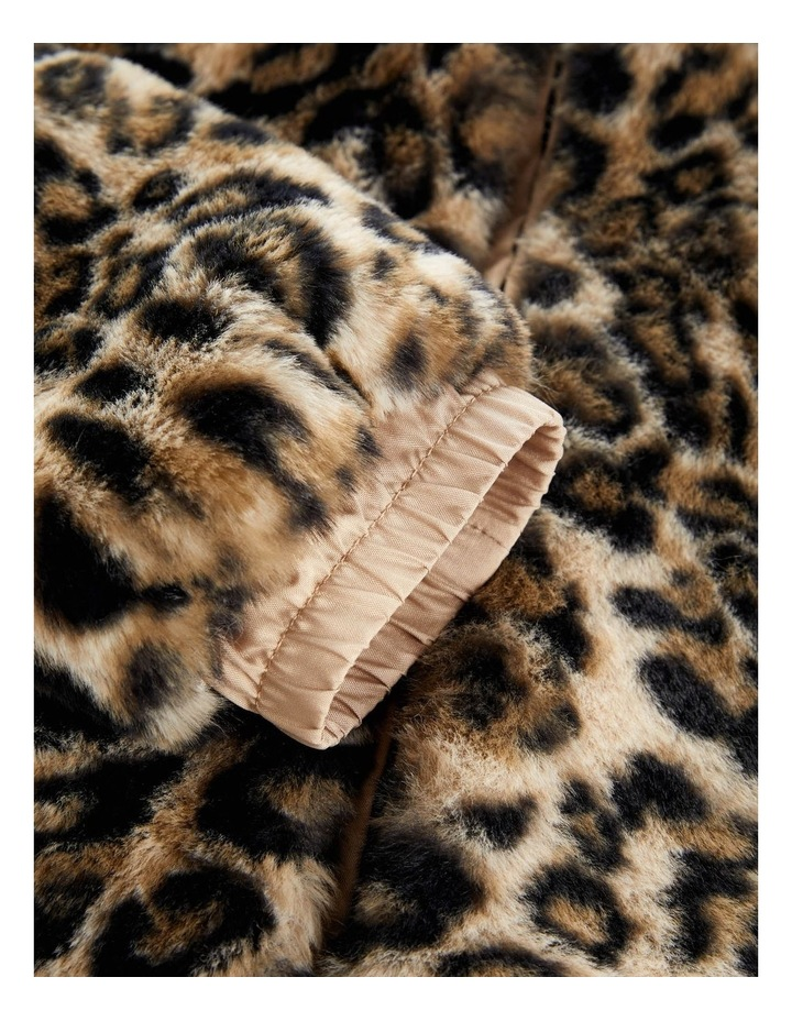 Seva Faux Fur Jacket image 3