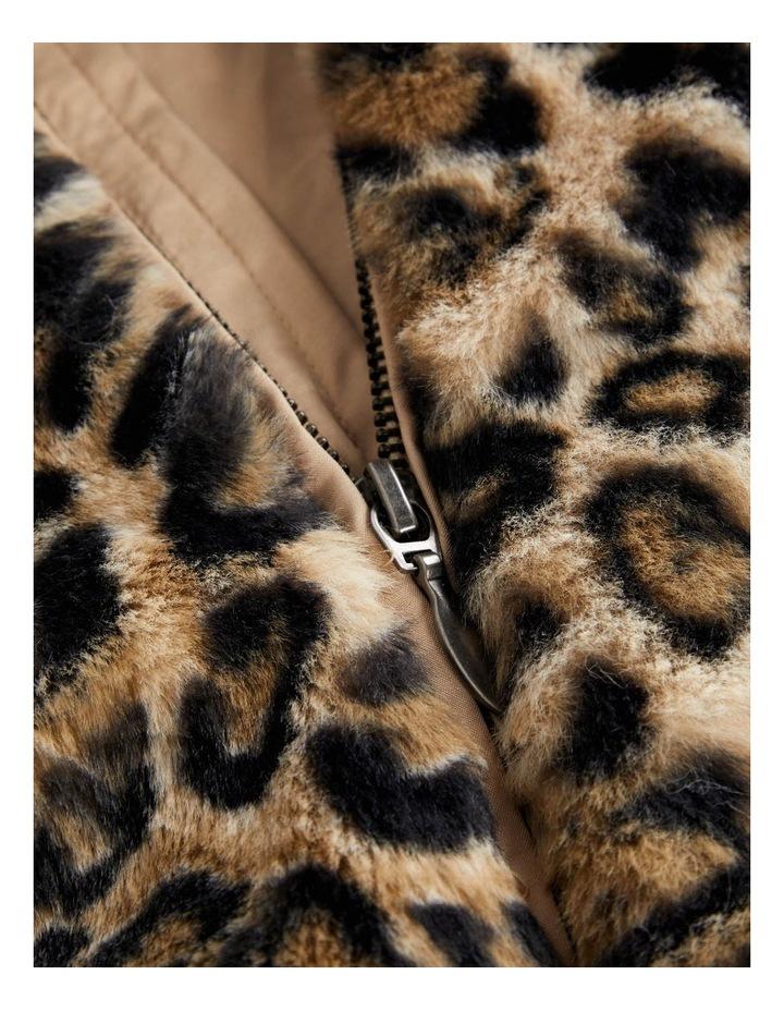 Seva Faux Fur Jacket image 4