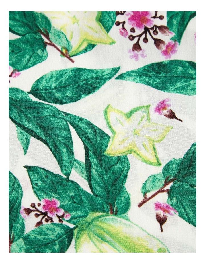 Floral Print Singlet Top image 3