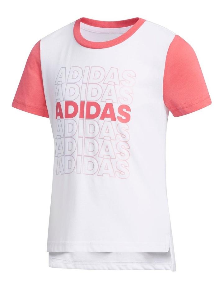 Little Girl Cotton T-Shirt image 1