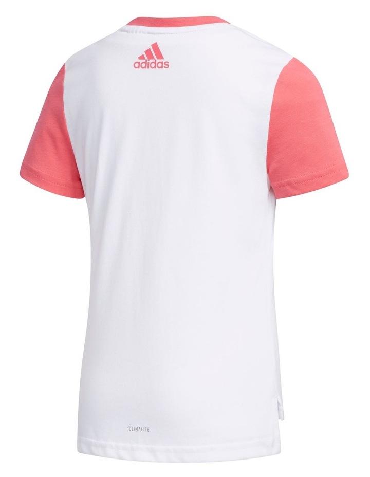 Little Girl Cotton T-Shirt image 2