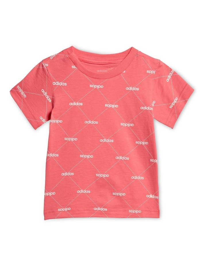 Infant Linear Graphic T-Shirt image 1