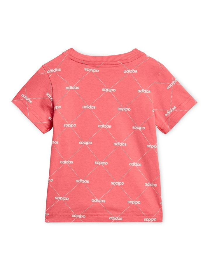Infant Linear Graphic T-Shirt image 2