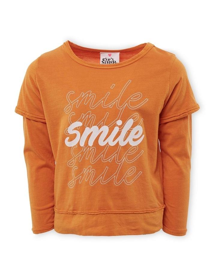 Smile LSLV Tee image 1