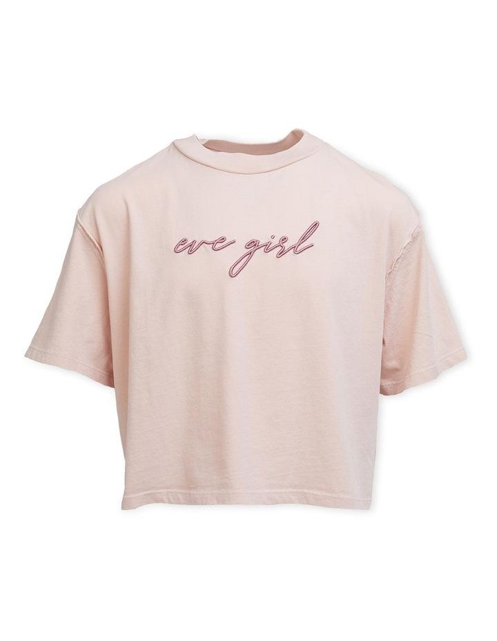 Signature T-Shirt Pink image 1