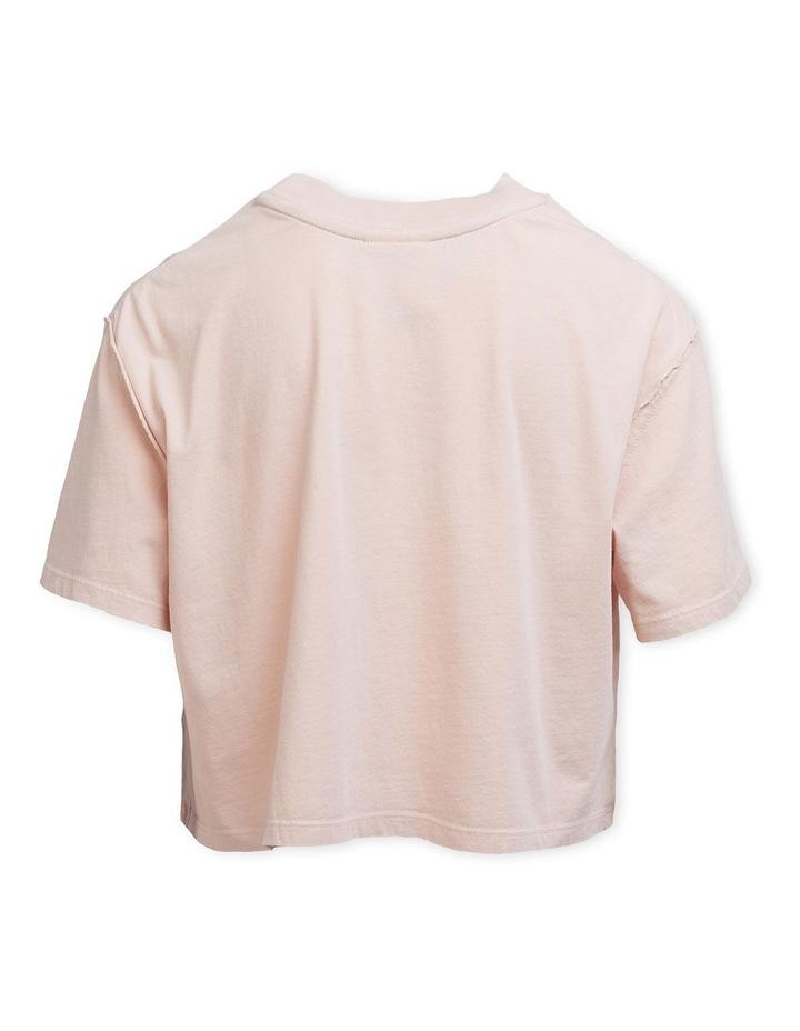 Signature T-Shirt Pink image 2