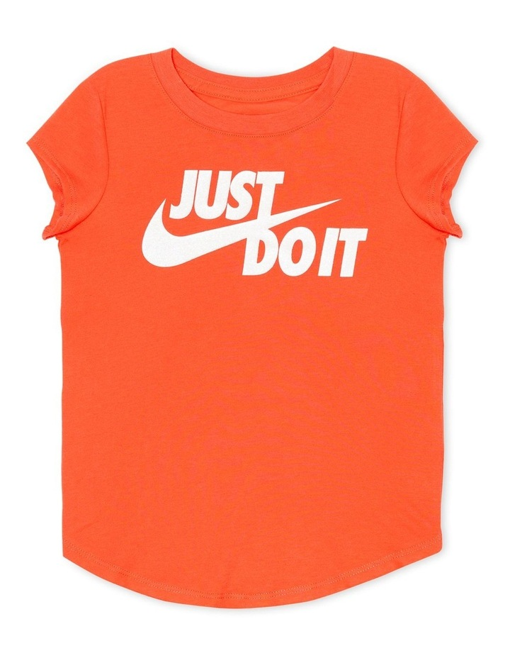 Just Do It T-Shirt Pink image 1