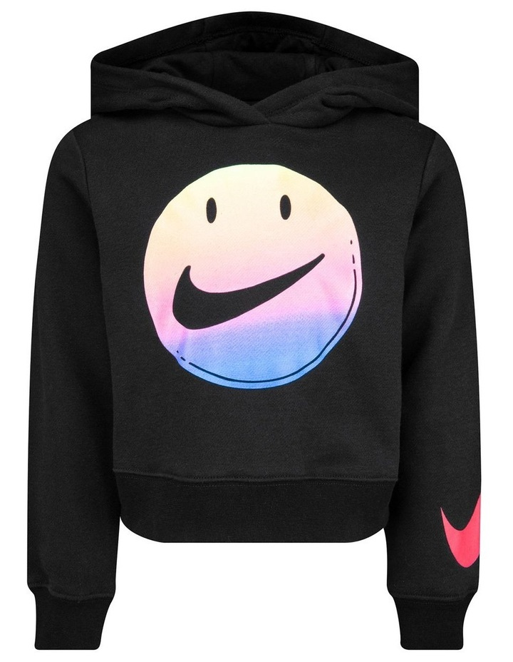 Have A Nike Day Girls Crop Po Hoodie image 1