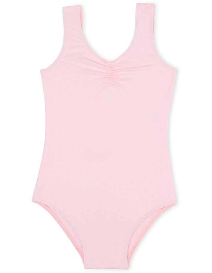 Basic Tank Ballet Leotard Pink image 1