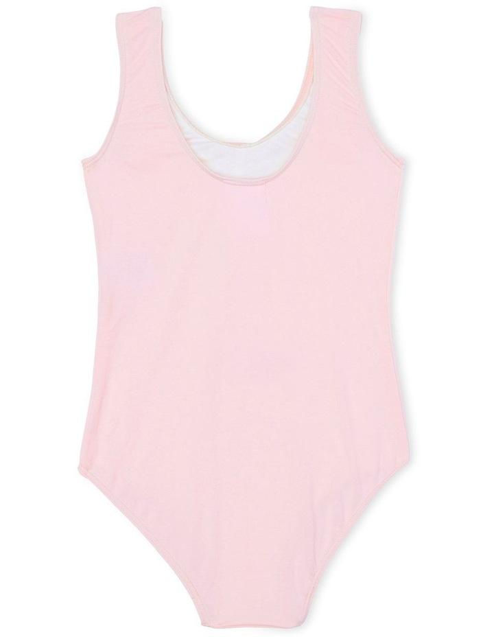 Basic Tank Ballet Leotard Pink image 2