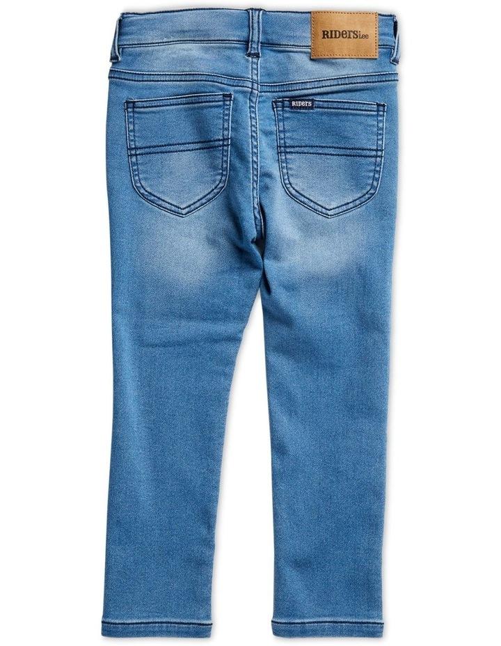 Girls Skinny Knit Jean image 2
