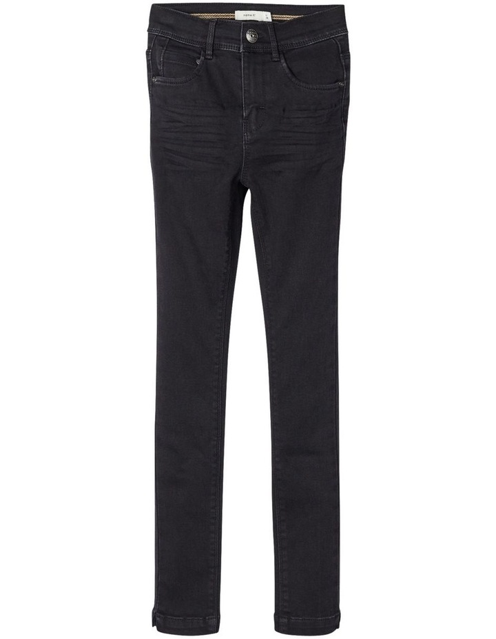 Polly Black Jeans image 1