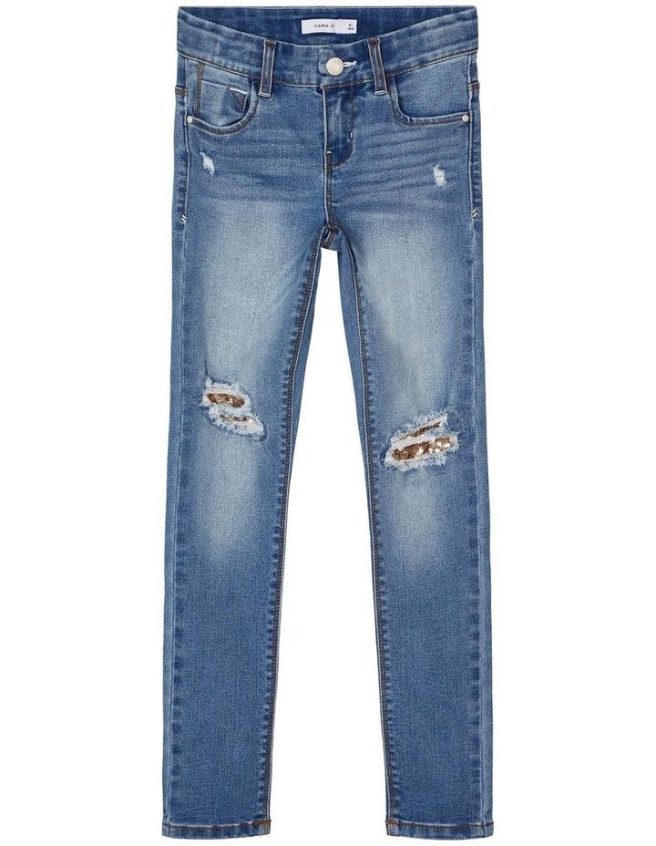 Polly Denim Jeans image 1