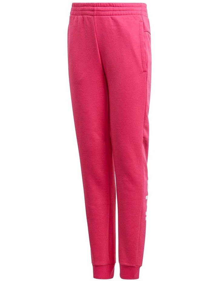 Young Girls Essential Linear Pant Trackpants image 1