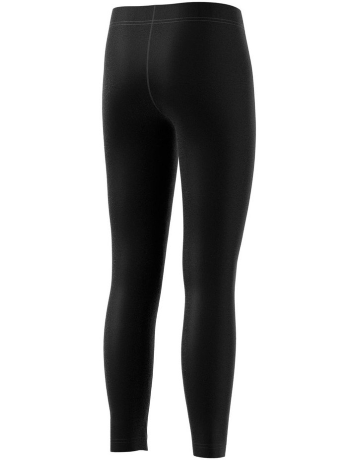 Young Girls Essential Linear Tight Leggings image 3