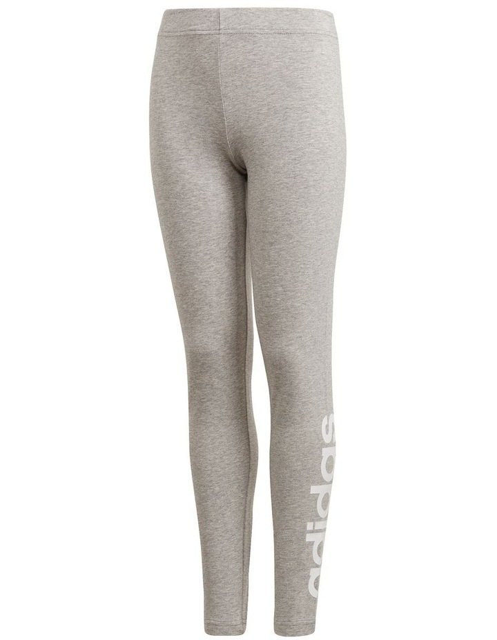 Young Girls Essential Linear Tight Leggings image 1