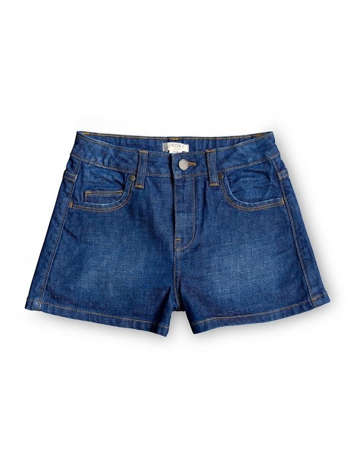 Special Summer High Waist Denim Shorts image 1