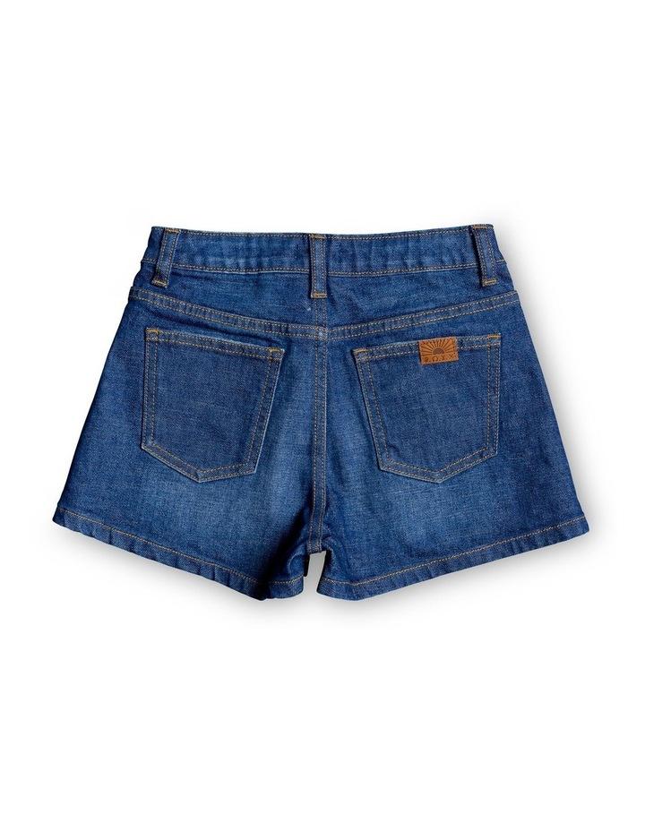 Special Summer High Waist Denim Shorts image 2