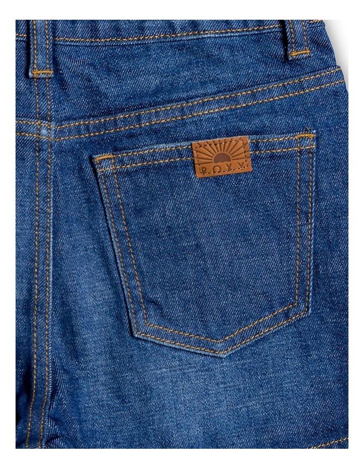 Special Summer High Waist Denim Shorts image 3