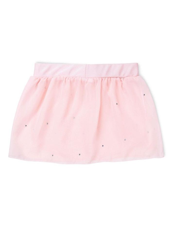 Diamant Georgette Ballet Practice Skirt image 2