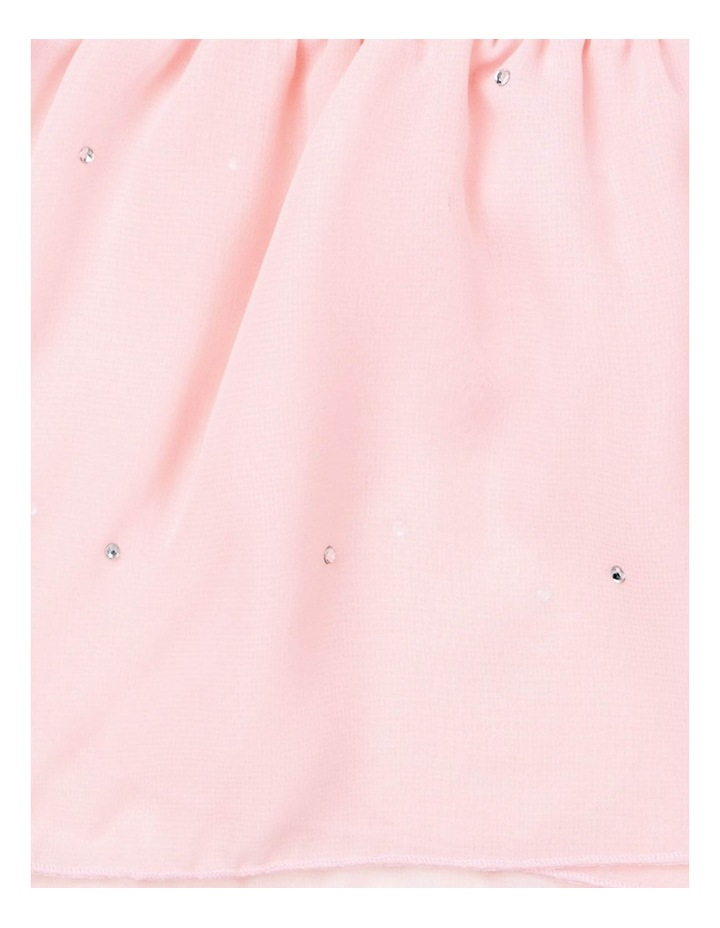 Diamant Georgette Ballet Practice Skirt image 3