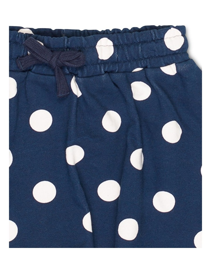 EVE'S SISTER 8034014.NAVY SKIRT image 3