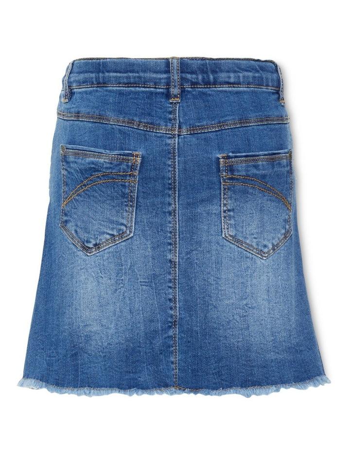 Ategani Denim Skirt image 2