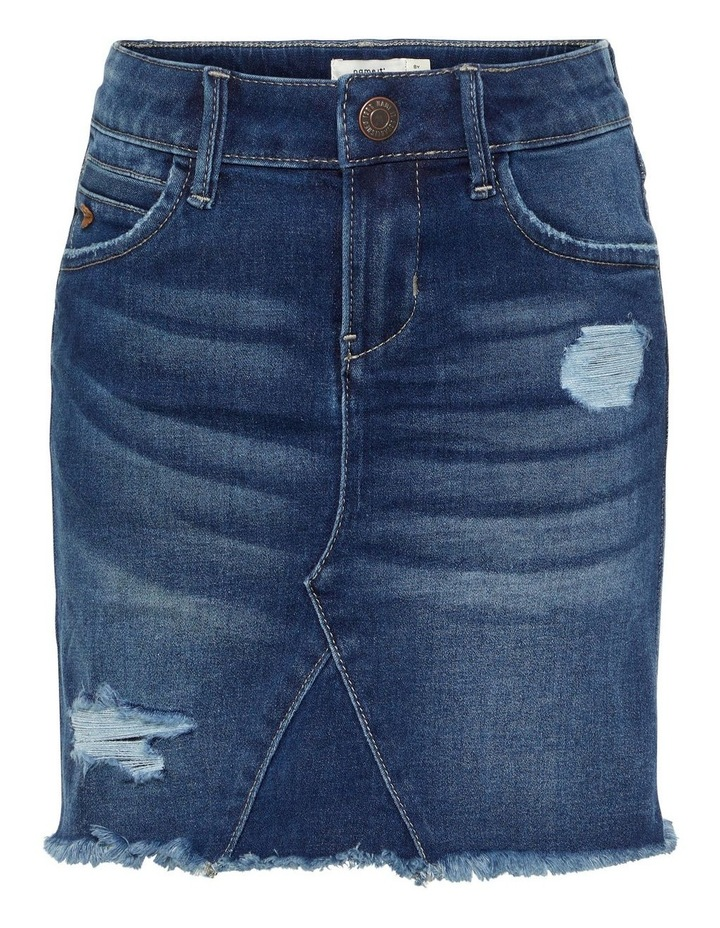 Tonja Denim Skirt image 1