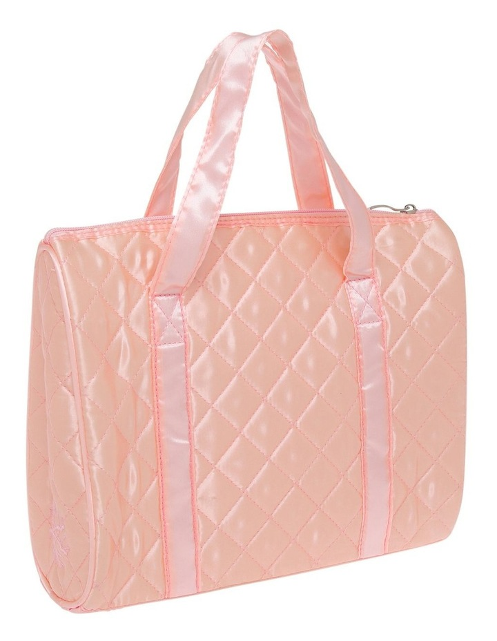 Quilted Ballet Bag image 2