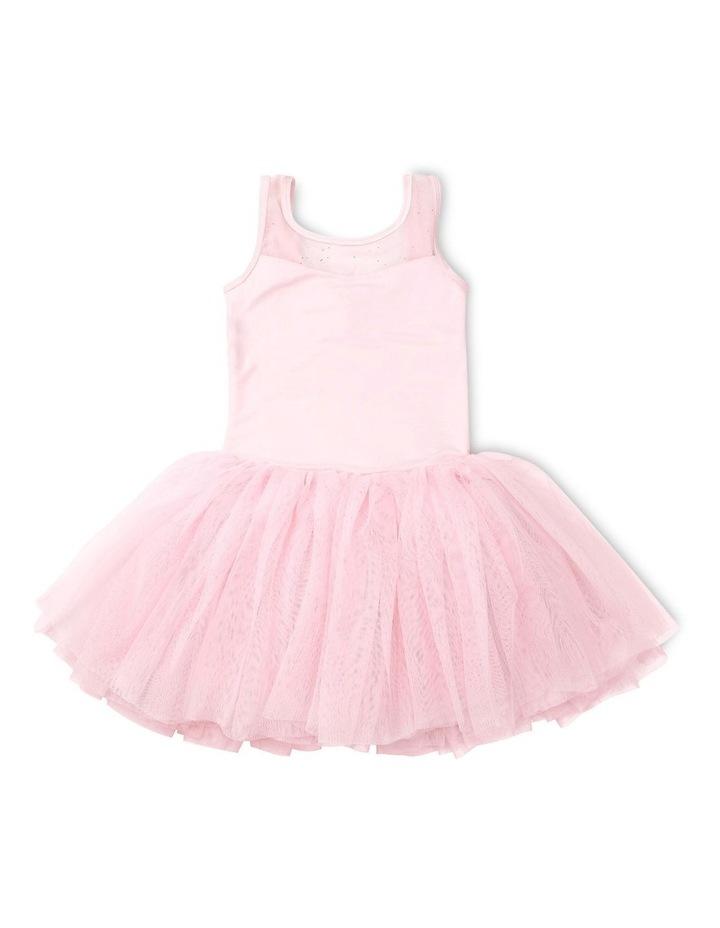 Sparkle Mesh Leo Tutu Dress image 1