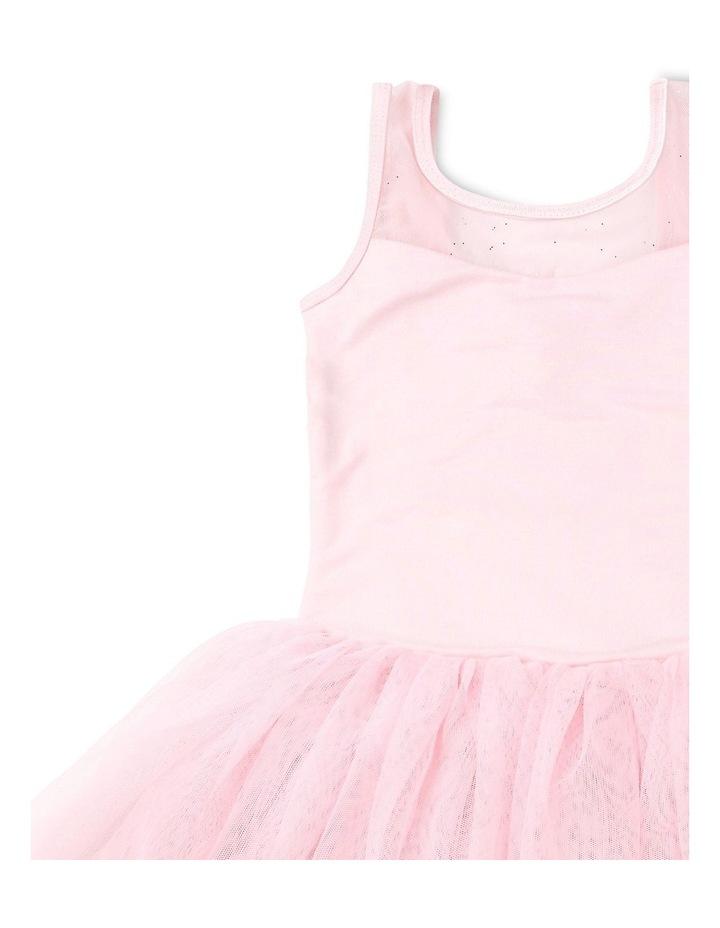 Sparkle Mesh Leo Tutu Dress image 3