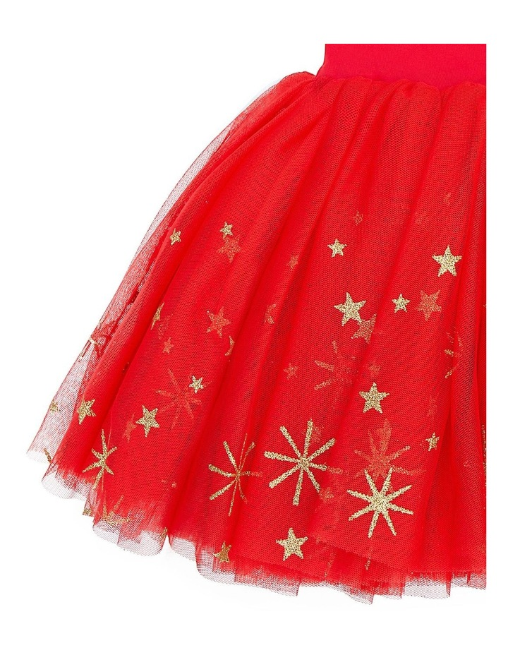 Christmas Sparkle Tutu Dress image 3