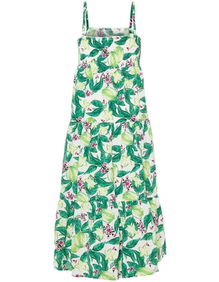 Floral Printed Maxi Dress image 2