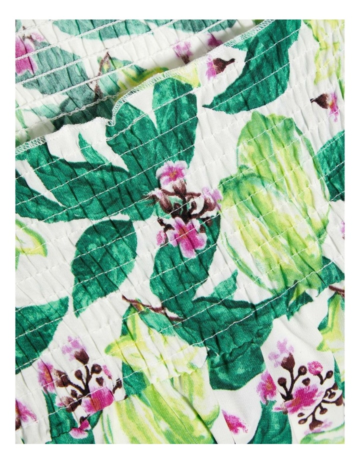 Floral Printed Maxi Dress image 4