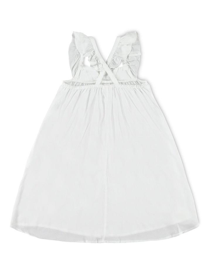 White Strap Dress image 2