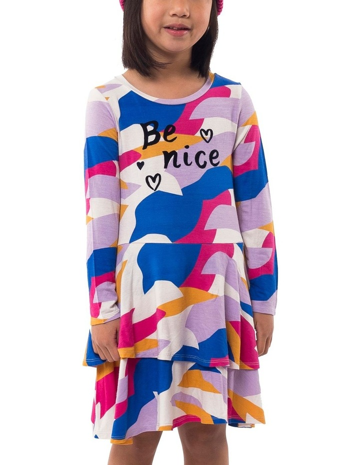 Rainbow Camo Dress image 1