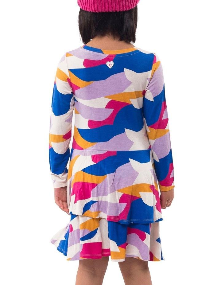 Rainbow Camo Dress image 2