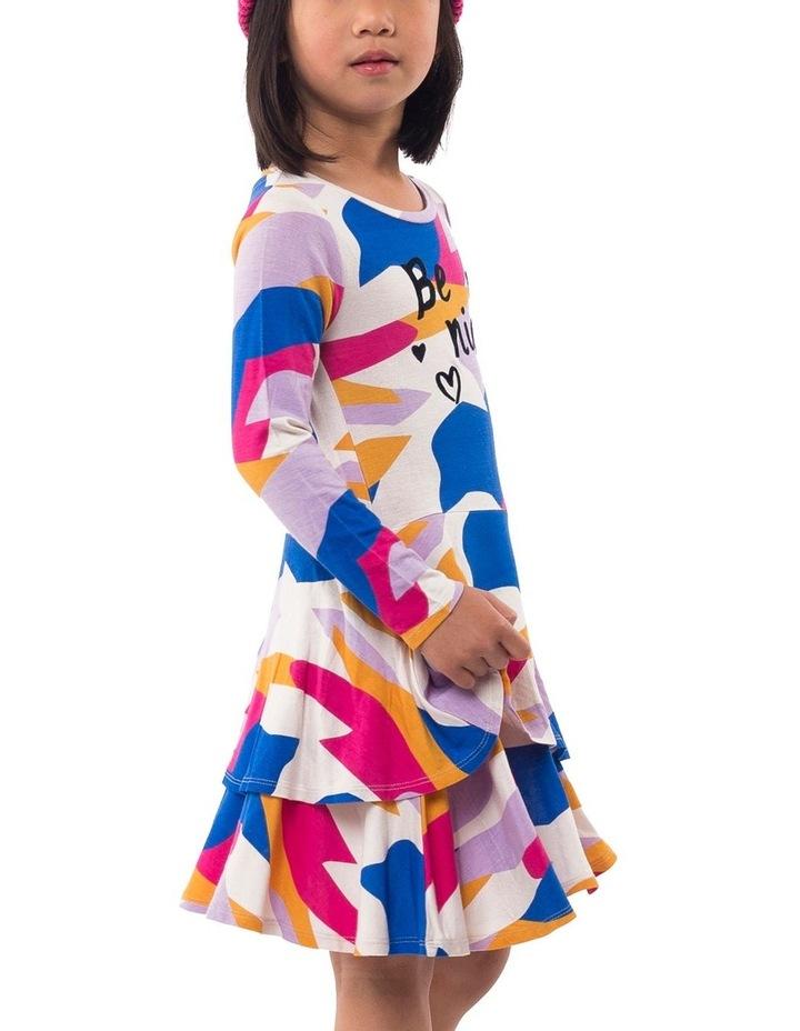 Rainbow Camo Dress image 3