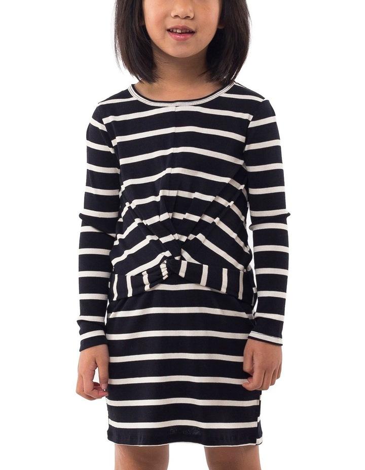 Nora Twist Long Sleeve Dress image 1