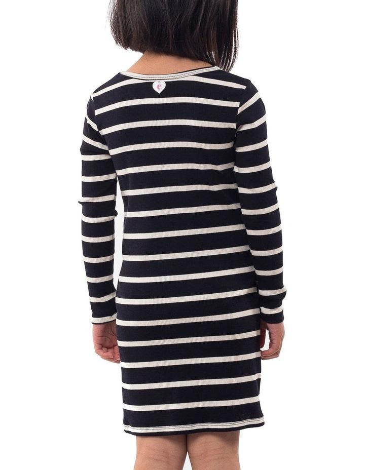 Nora Twist Long Sleeve Dress image 2