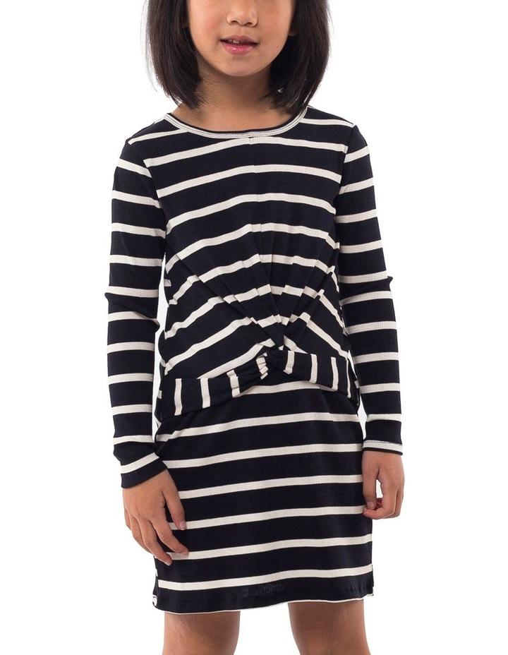 Nora Twist Long Sleeve Dress image 3