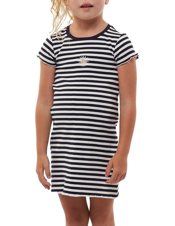 Daisy Rib Dress image 1